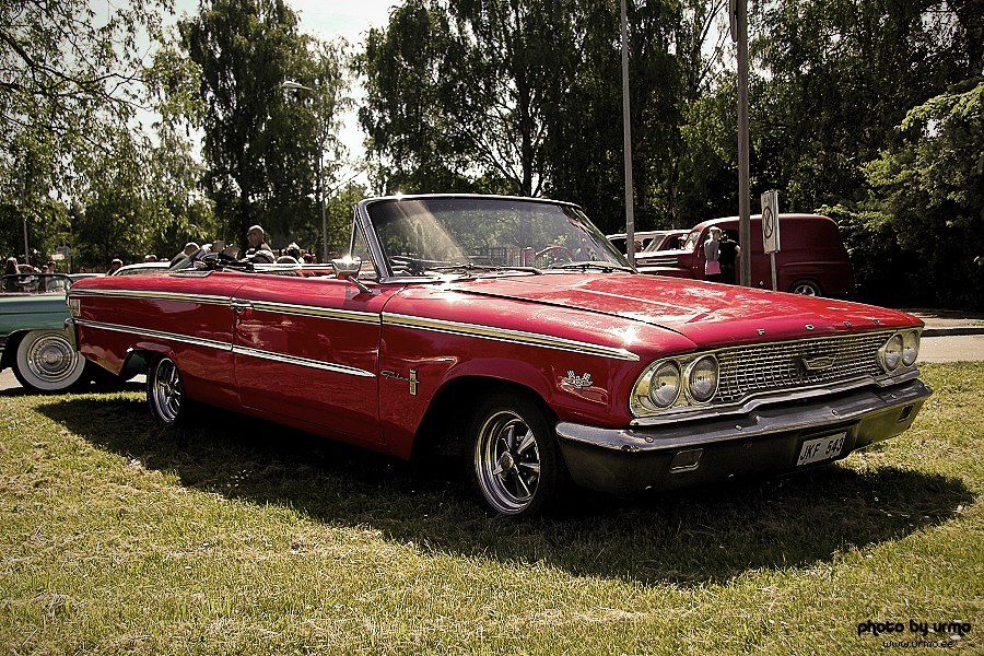 Ford Galaxie 500 @ Tallinn