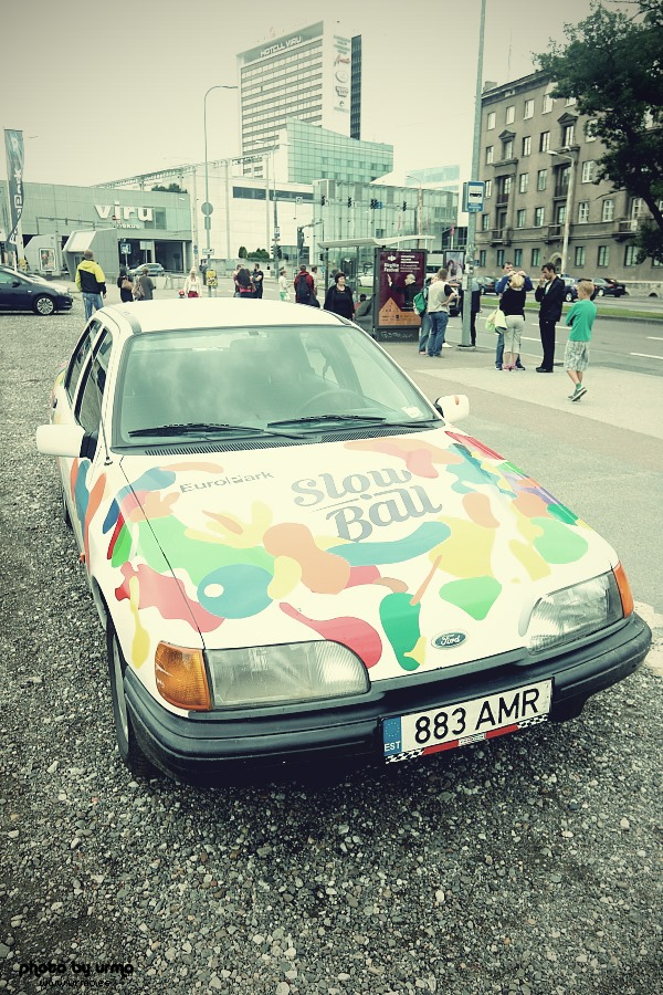 Ford Sierra @ Slowball