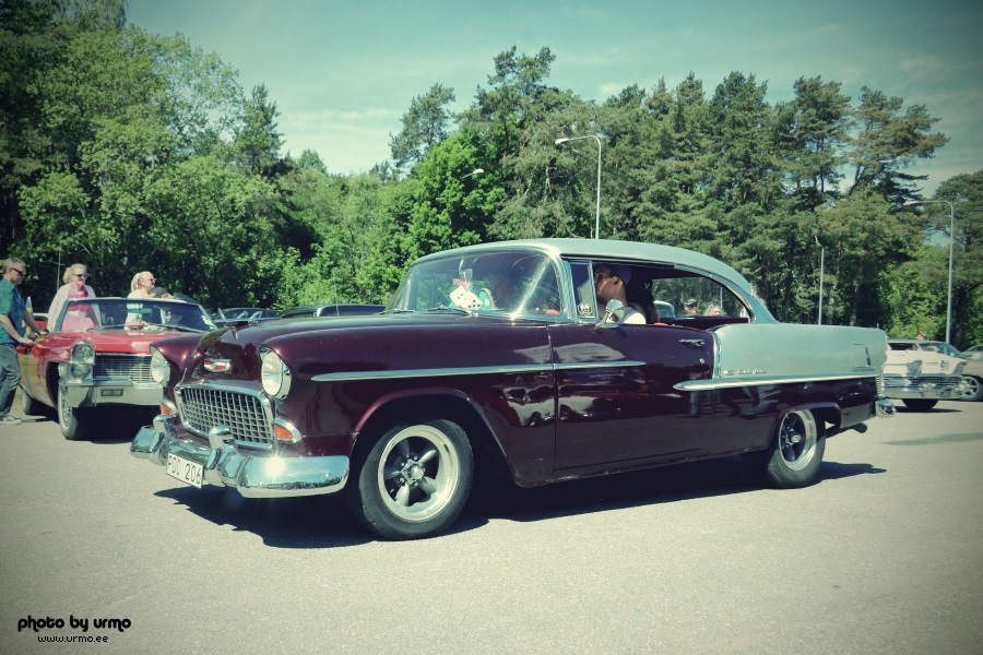 Chevrolet Bel Air sport sedan
