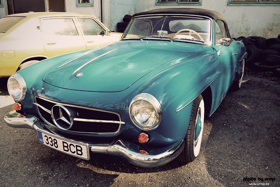 Mercedes-Benz 190 SL (W121)