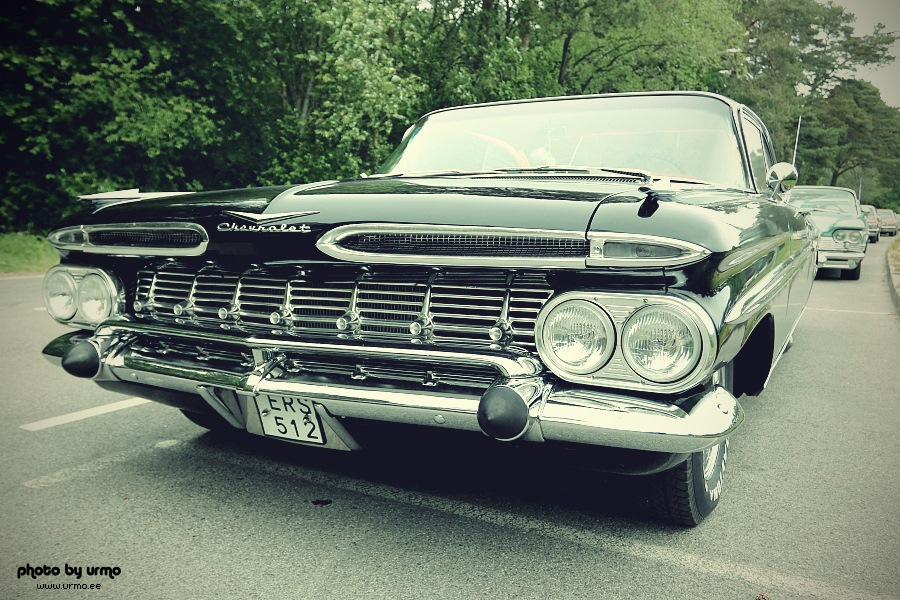 Chevrolet Impala coupe 1959-1960