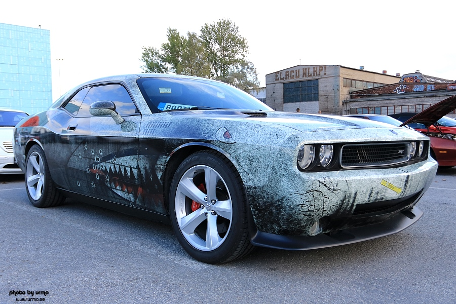 Dodge Challenger SRT @ Ülemiste City