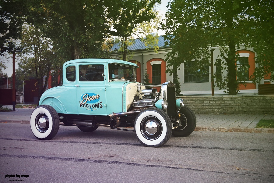 Ford Model A @ Ülemiste City